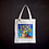 Thumbnail: Happy's Impressionistic Flowers Totebag
