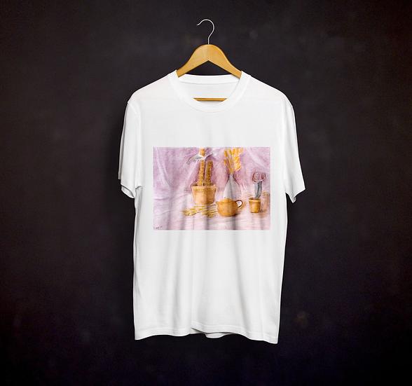 Happy's Still Life T-shirt