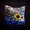 Thumbnail: Jillian's Impressionistic Flowers Pillow
