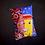 Thumbnail: Jillian's Abstract Painting Pillow