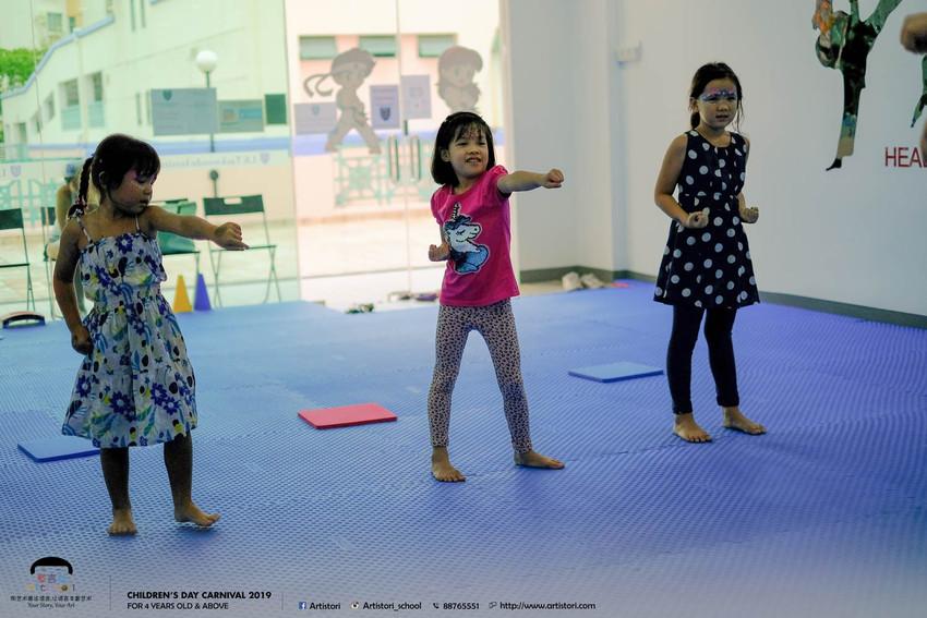 Taekwondo Workshop