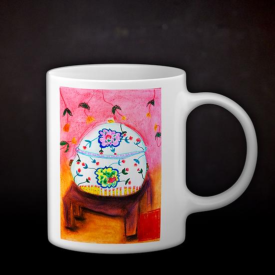 Happy's Peranakan Coffee Mug