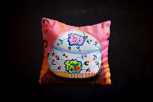 Happy's Peranakan Kamcheng Pillow