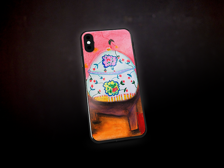 Happy's Peranakan Kamcheng Phone Case