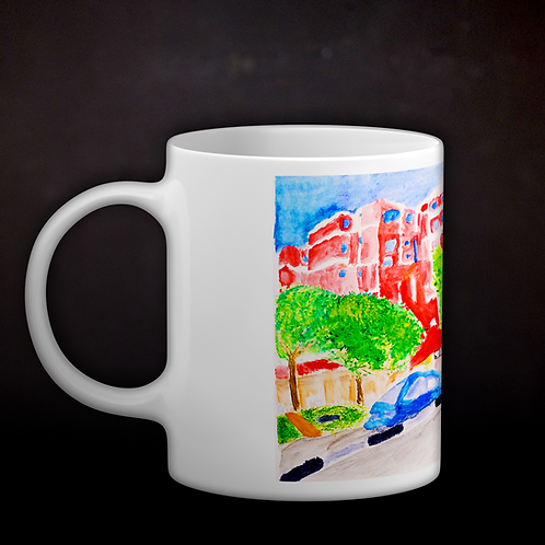 Happy's Life in a Picture Coffee Mug