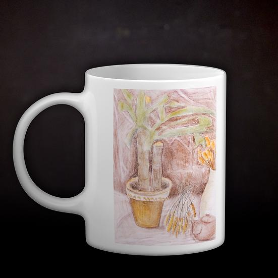 Jillian's Still Life Coffee Mug