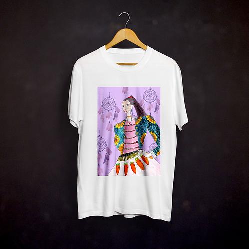 Happy's Fashion Illustration T-shirt