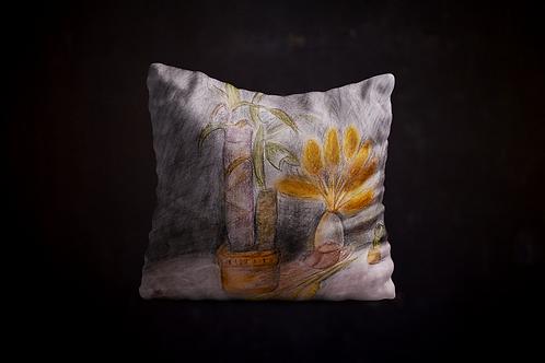 Andrea's Still Life Pillow