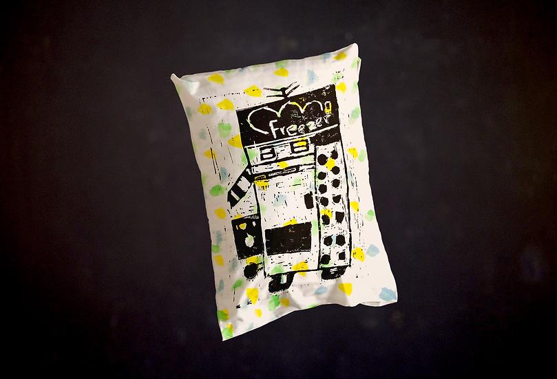 Happy's Robot Pillow