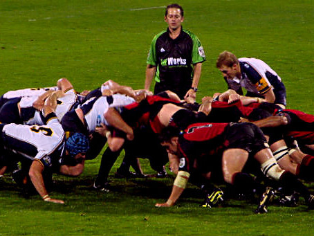 When not to join the scrum