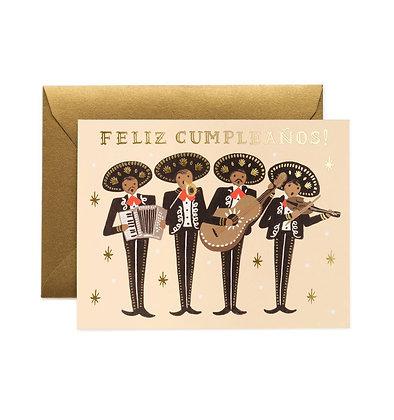 Feliz Cumpleaños Card