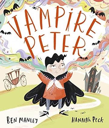 Vampire Peter by Ben Manley