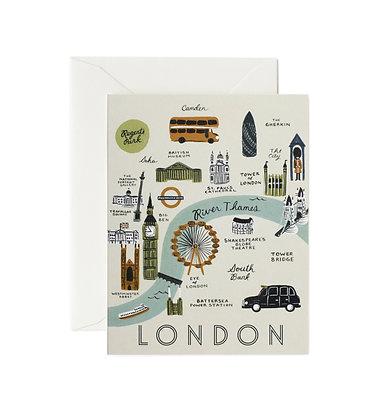 London White Card