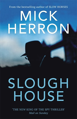Slough House by Mick Herron