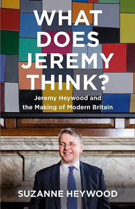 What Does Jeremy Think? by Suzanne Heywood