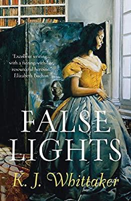 False Lights by Kate Whittaker