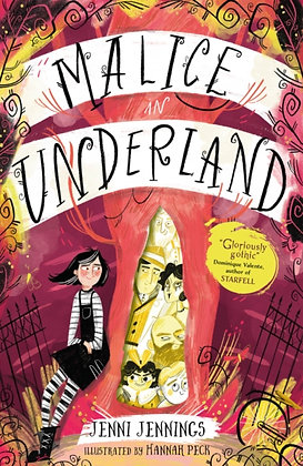 Malice in Underland by Jenni Jennings