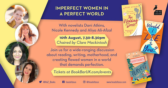 Imperfect Women in a Perfect World