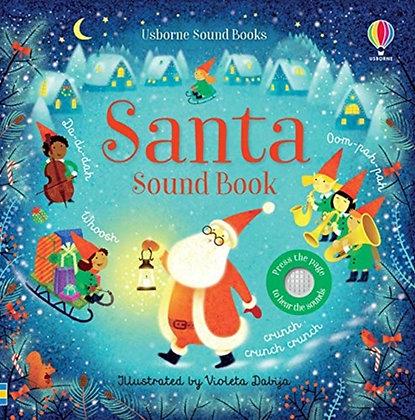 Santa Sound Book by Sam Taplin