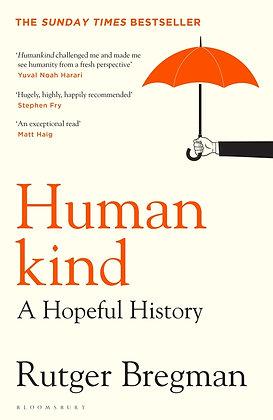 Humankind: A Hopeful History by Rutgar Bregman