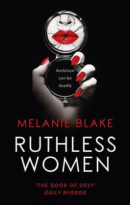 Ruthless Women by Melanie Blake Ann Summers Promotion