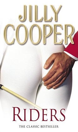 Riders by Jilly Cooper