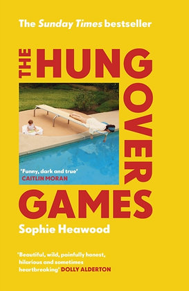 BookBar BookClub: The Hungover Games by Sophie Heawood