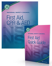 NSC First Aid, CPR, & AED