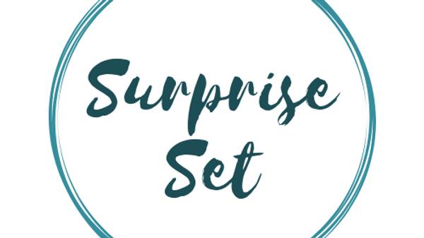 Lot de 3 'SURPRISE'