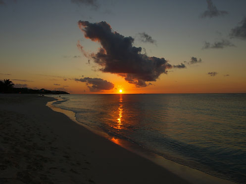 Shoal Bay Sunset, Anguilla