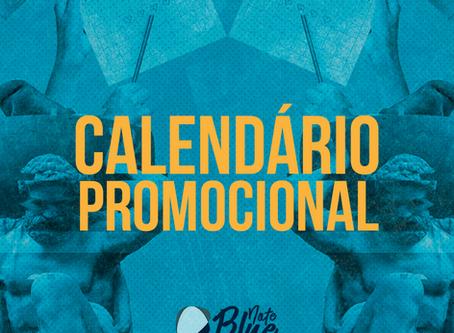 Calendário Promocional