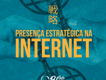 Presença estratégica na Internet