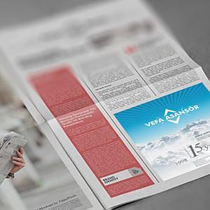 Gazete Reklam Tasarımları