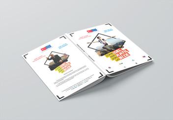 MAFSAD ( Gel Katıl Bize) Kitabı Tasarımı