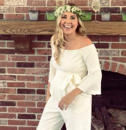 mobile spray tan boston wedding bride