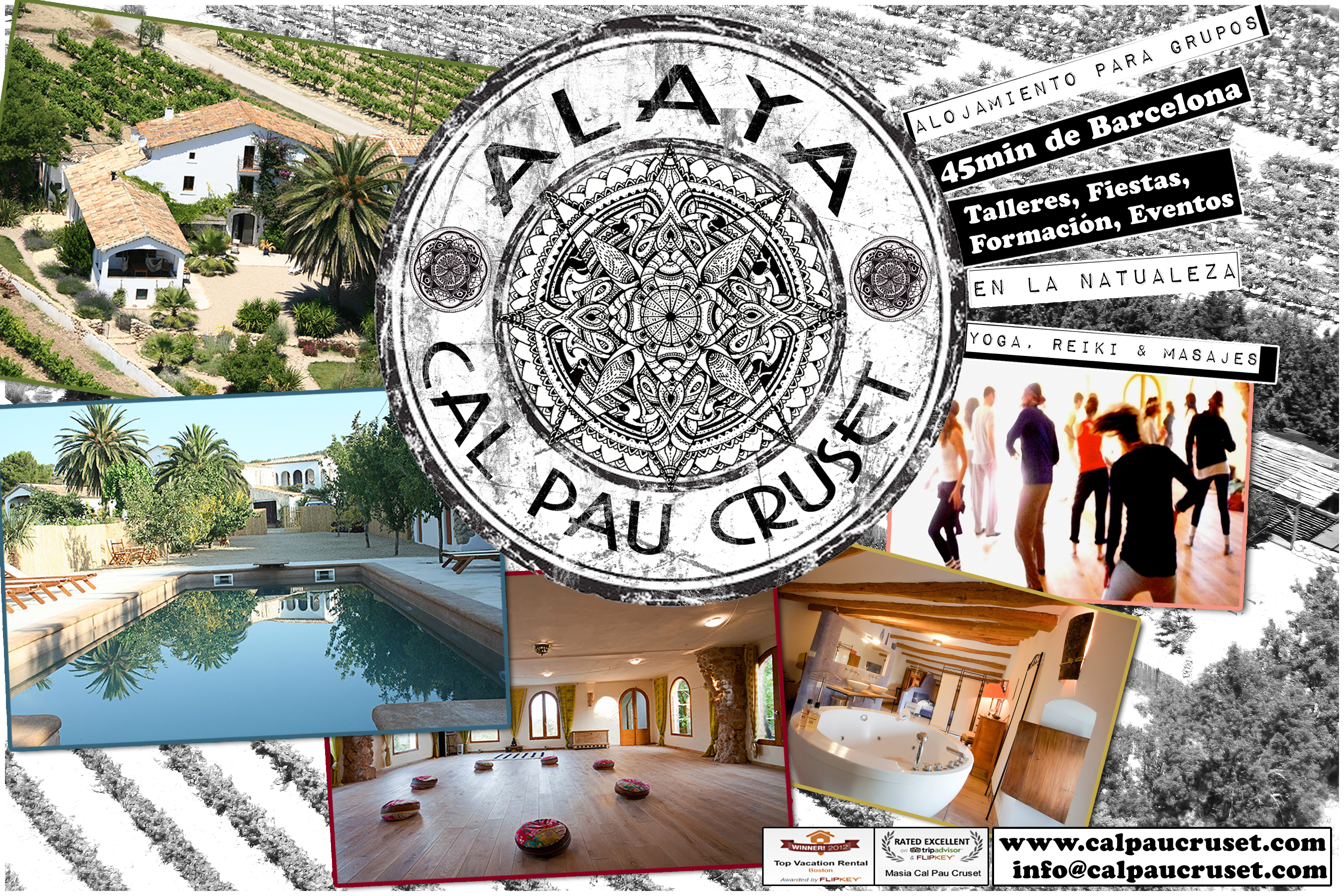 flyer alaya