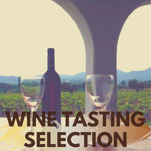 Wine-tasting experience!