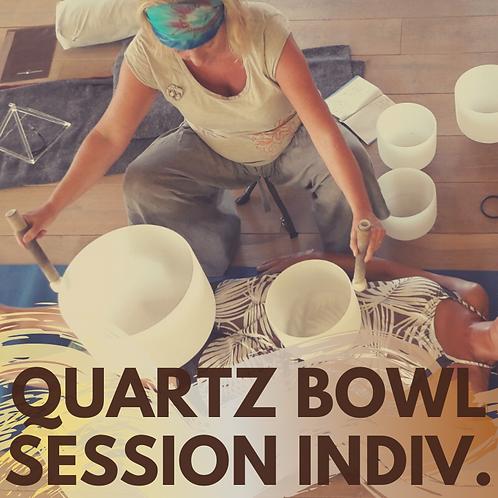 Quartz bowl session!