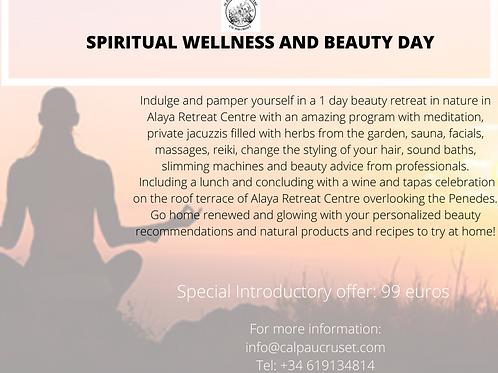 Spritual Wellness Retreat (1 Day)