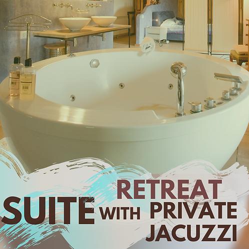 ALAYA HEALING DAYS - Suite with Jazuzzi