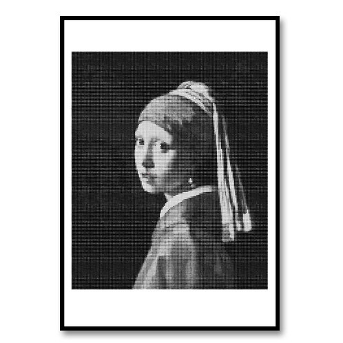 Girl with Pearl Earring-B1