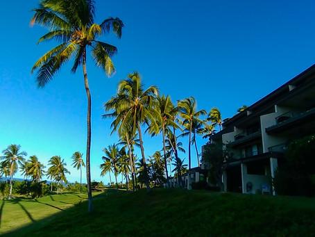 ハワイ島ケアウホウのコンドミ