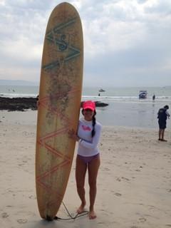 Surf San Pancho, Mexico