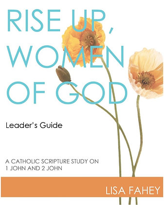 Rise Up, Women of God - Leader's Guide