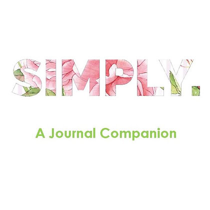 Simply. A Journal Companion