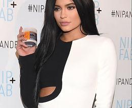 Influencers Kylie Jenner