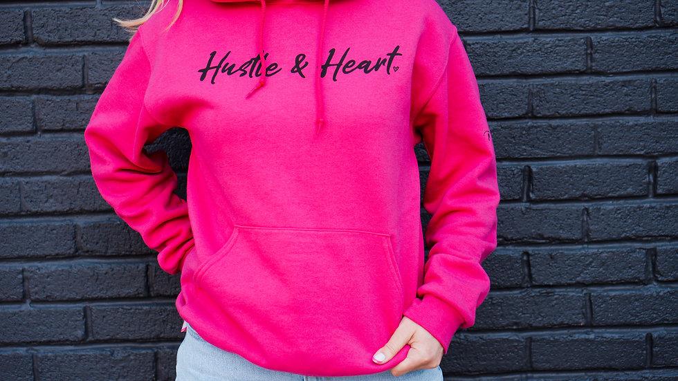 Hustle & Heart Hoodie
