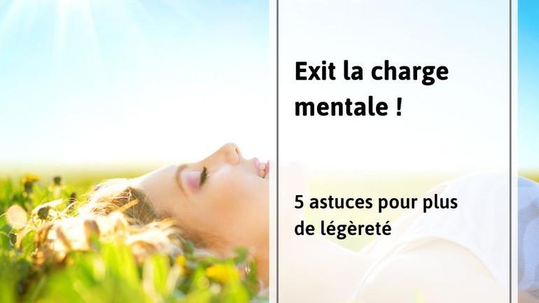 Exit la charge mentale !