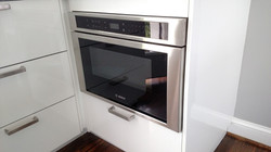 Drawer Microwave