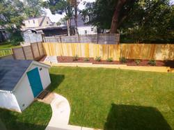 Fully Fenced Yard